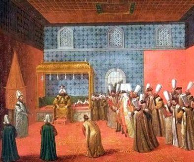 Osmanlida Elci Kabulu